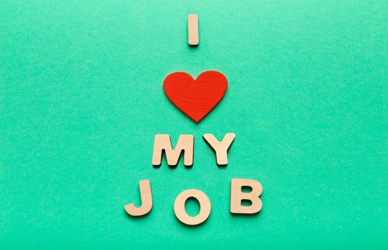 real estate job satisfaction