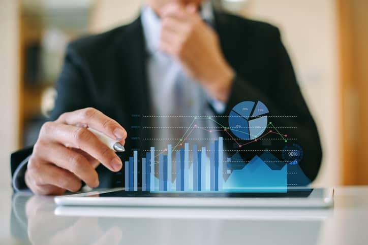 Real estate appraiser using digital tools for residential market analysis
